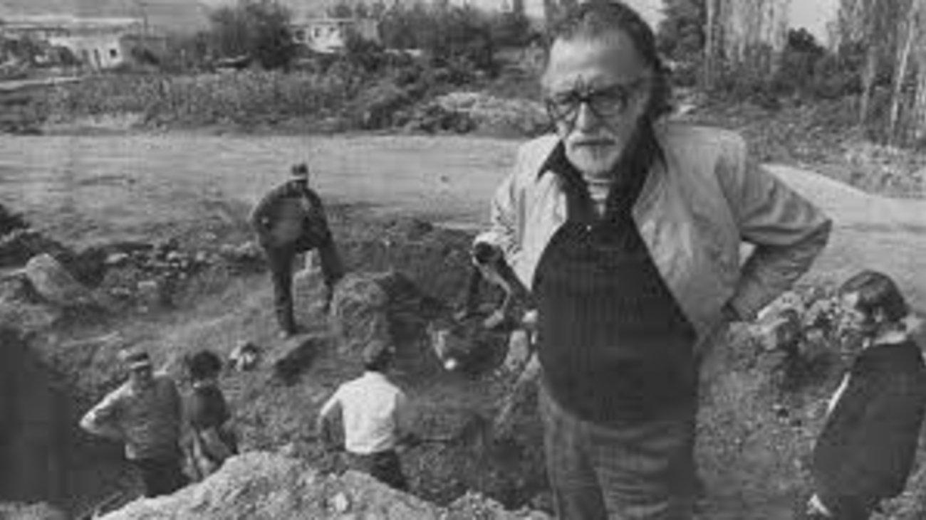 Ανδρόνικος  Σαν σήμερα έφυγε ο αρχαιολόγος που «συνάντησε» τον Φίλιππο Β΄   82081d38951