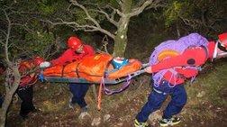 Στο κέντρο υγείας Λιτοχώρου μεταφέρθηκε η τραυματισμένη ορειβάτρια