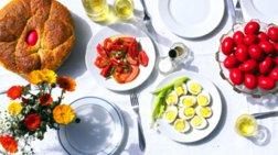 Ακριβότερο κατά 5% φέτος το πασχαλινό τραπέζι