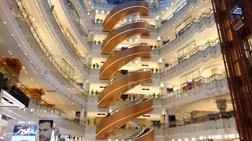 Αυτές είναι οι πιο περίεργες κυλιόμενες σκάλες που έχετε δει ποτέ!