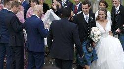 Ο γάμος της χρονιάς στη Σκωτία: Παντρεύτηκε ο Andy Murray