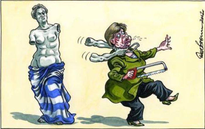 Η Μήλος ξεσηκώνεται για την «κακοποίηση» της Αφροδίτης από τα ξένα ΜΜΕ - εικόνα 3