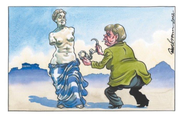 Η Μήλος ξεσηκώνεται για την «κακοποίηση» της Αφροδίτης από τα ξένα ΜΜΕ - εικόνα 4