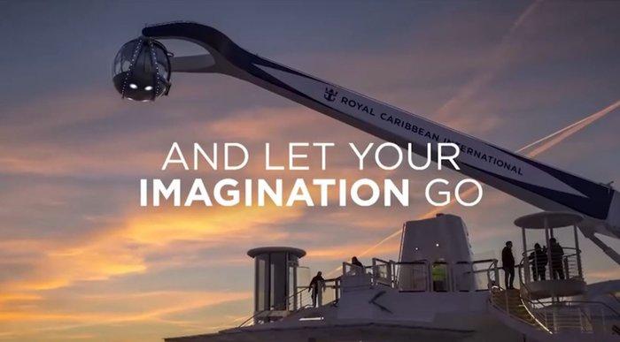 Αφήστε τη φαντασία σας να ταξιδέψει