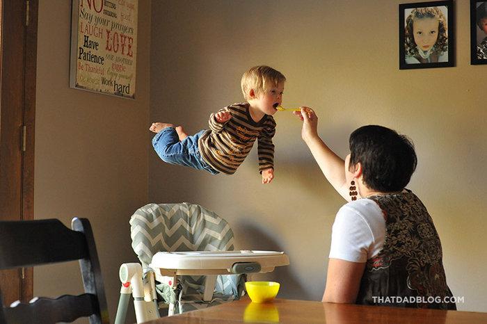 «Ο 17 μηνών γιος μου έχει σύνδρομο Down και του αρέσει να πετάει!» - εικόνα 5