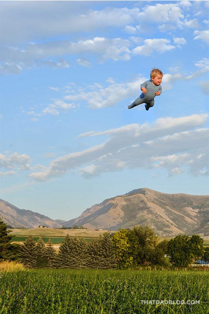 «Ο 17 μηνών γιος μου έχει σύνδρομο Down και του αρέσει να πετάει!» - εικόνα 6