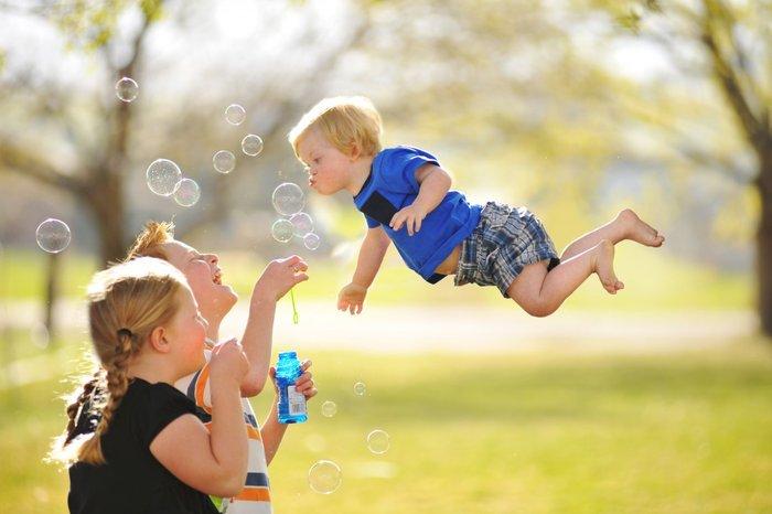 «Ο 17 μηνών γιος μου έχει σύνδρομο Down και του αρέσει να πετάει!» - εικόνα 10