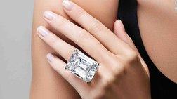 Το αψεγάδιαστο διαμάντι που πουλήθηκε 22,1 εκατ. δολ.!