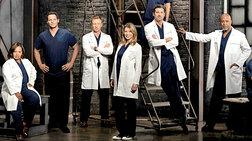 Grey's Anatomy: Πανικός στα social media για τον θάνατο πρωταγωνιστή