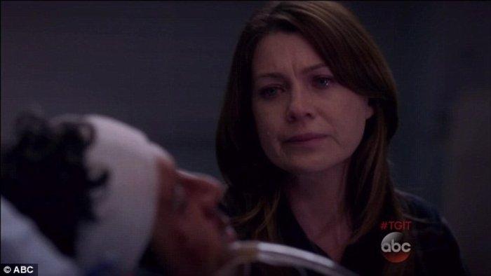 Το treiler του Grey's Anatomy με τον θάνατο του Ντέρεκ! - εικόνα 3