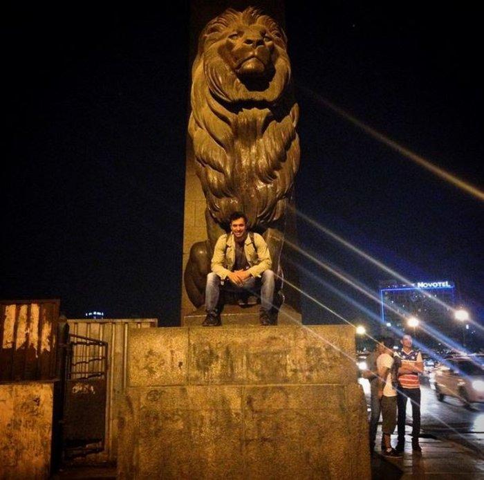 Ο Νίκος Παπαδάκης «δημιουργεί» εκκλησιαστικό μουσείο στο Κάιρο - εικόνα 3