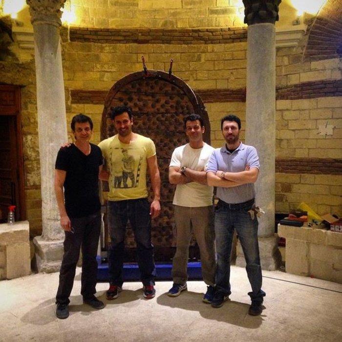 Ο Νίκος Παπαδάκης «δημιουργεί» εκκλησιαστικό μουσείο στο Κάιρο - εικόνα 4