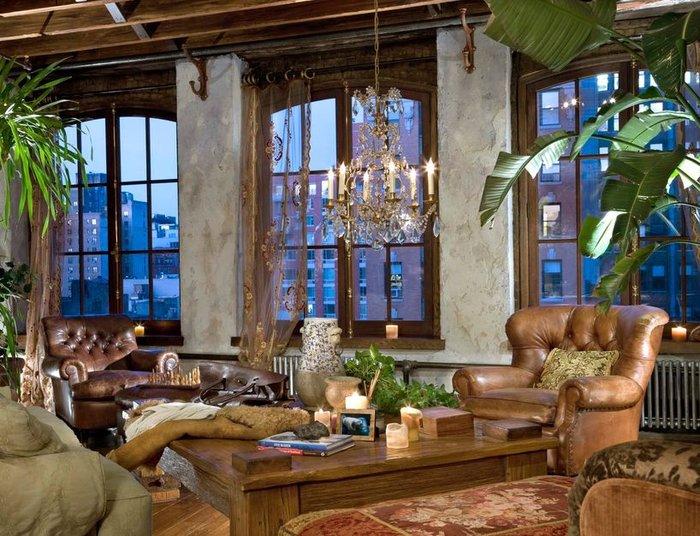 Ξενάγηση στο... ασύλληπτο loft του Τζέραρντ Μπάτλερ στη Νέα Υόρκη