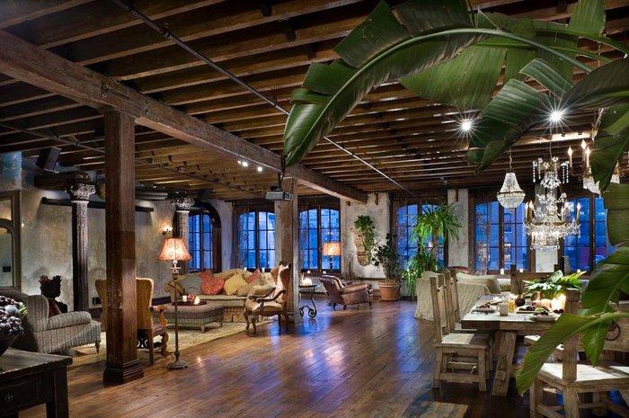 Ξενάγηση στο... ασύλληπτο loft του Τζέραρντ Μπάτλερ στη Νέα Υόρκη - εικόνα 2