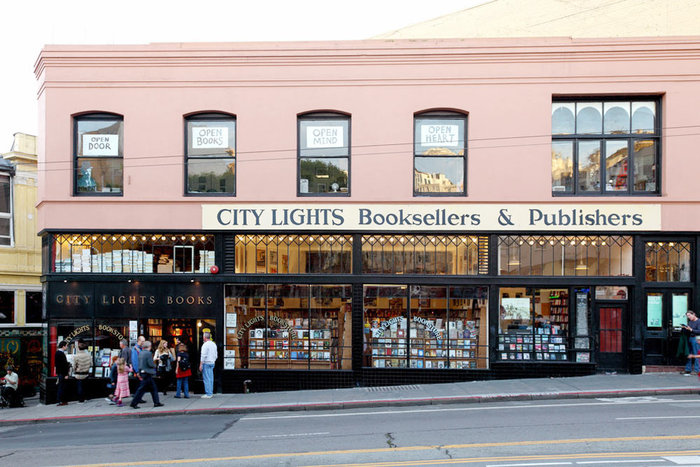 CITY LIGHTS, Σαν Φρανσίσκο
