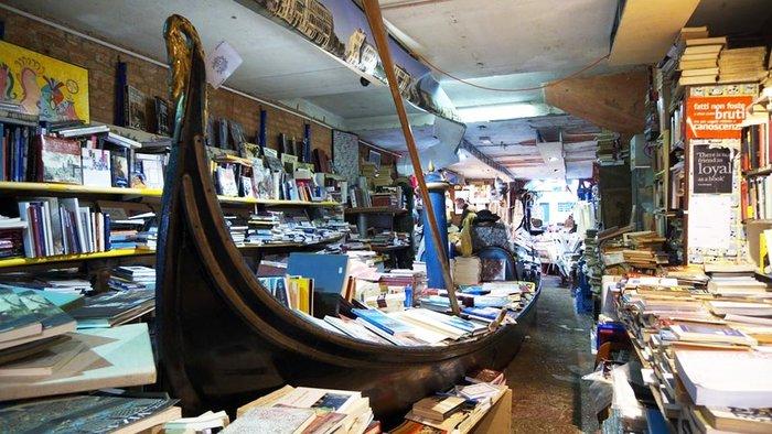 Libreria Acqua, Βενετία