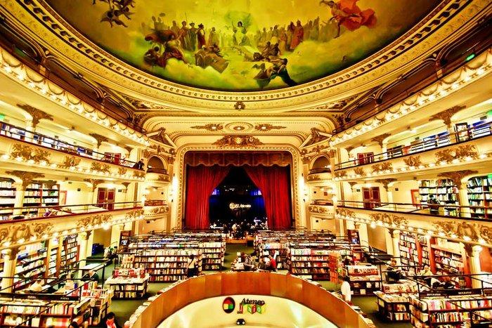 Librería El Ateneo, Μπουένος Αιρες