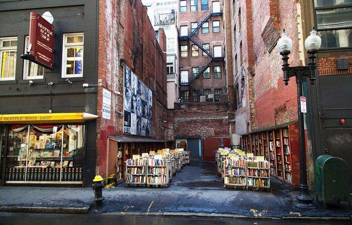 Brattle Book Shop, Βοστόνη
