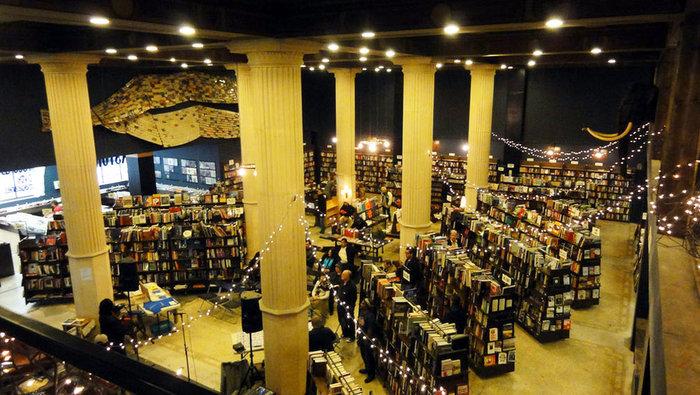 The Last Bookstore, Λος Αντζελες