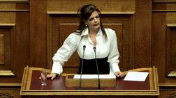 Και η Μ. Γιαννακάκη υποψήφια για την προεδρία της ΔΗΜΑΡ