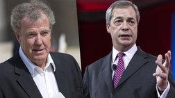 Aγγλικό χιούμορ: Προτείνουν τον Φάρατζ  για παρουσιαστή του Top Gear