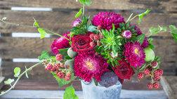 DIY: Διατηρήστε φρέσκα τα λουλούδια σας στο βάζο