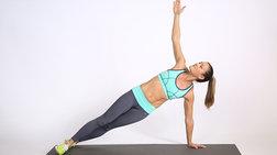 Κάψτε όλο το λίπος κάνοντας αυτές τις 5 ασκήσεις για 30''!