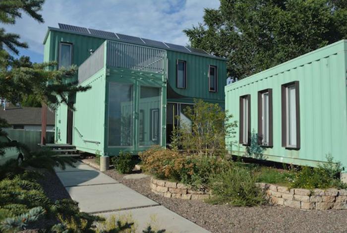 Τα 15 ομορφότερα σπίτια φτιαγμένα από κοντέινερ αξίας 2.000 ευρώ! - εικόνα 5