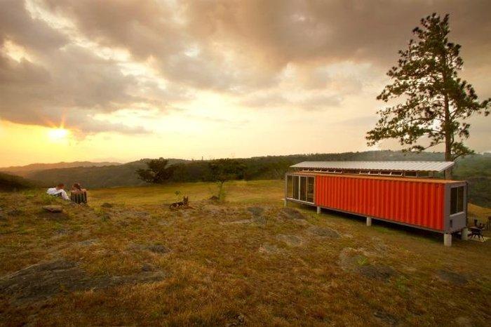 Τα 15 ομορφότερα σπίτια φτιαγμένα από κοντέινερ αξίας 2.000 ευρώ! - εικόνα 12