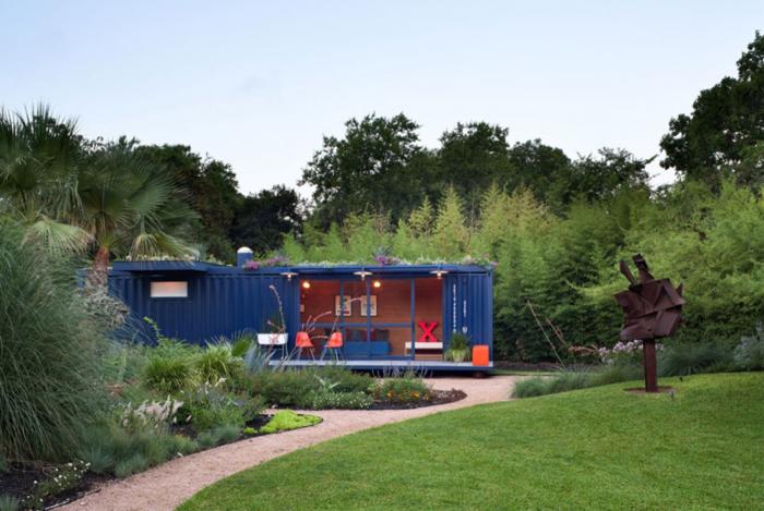 Τα 15 ομορφότερα σπίτια φτιαγμένα από κοντέινερ αξίας 2.000 ευρώ! - εικόνα 15
