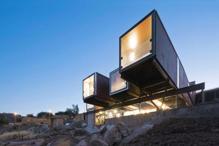 Τα 15 ομορφότερα σπίτια φτιαγμένα από κοντέινερ αξίας 2.000 ευρώ! - εικόνα 17