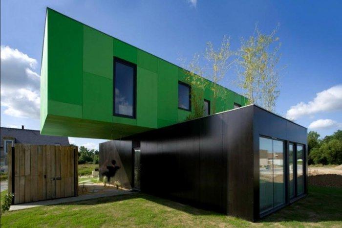 Τα 15 ομορφότερα σπίτια φτιαγμένα από κοντέινερ αξίας 2.000 ευρώ! - εικόνα 23