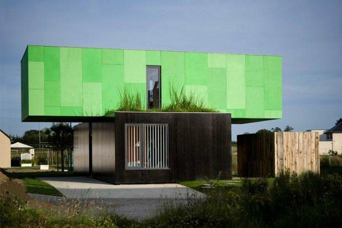 Τα 15 ομορφότερα σπίτια φτιαγμένα από κοντέινερ αξίας 2.000 ευρώ! - εικόνα 25