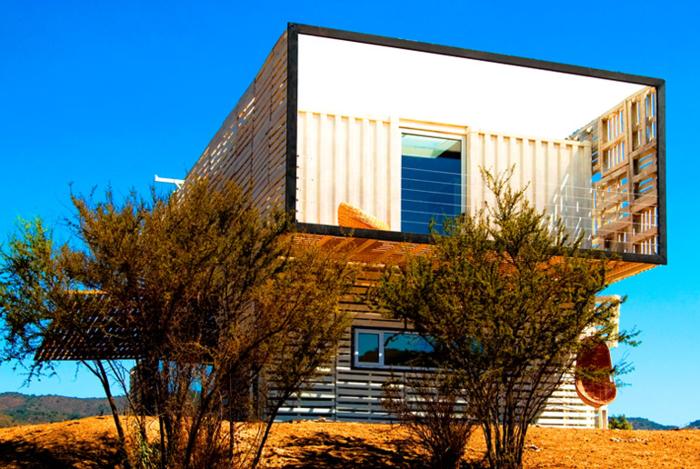 Τα 15 ομορφότερα σπίτια φτιαγμένα από κοντέινερ αξίας 2.000 ευρώ! - εικόνα 27