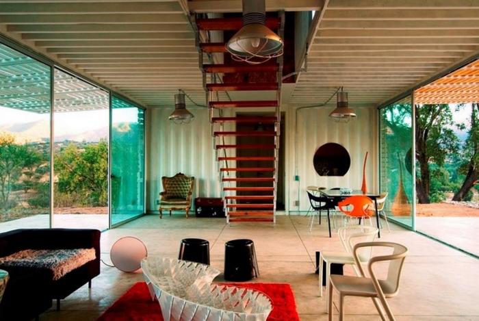 Τα 15 ομορφότερα σπίτια φτιαγμένα από κοντέινερ αξίας 2.000 ευρώ! - εικόνα 28