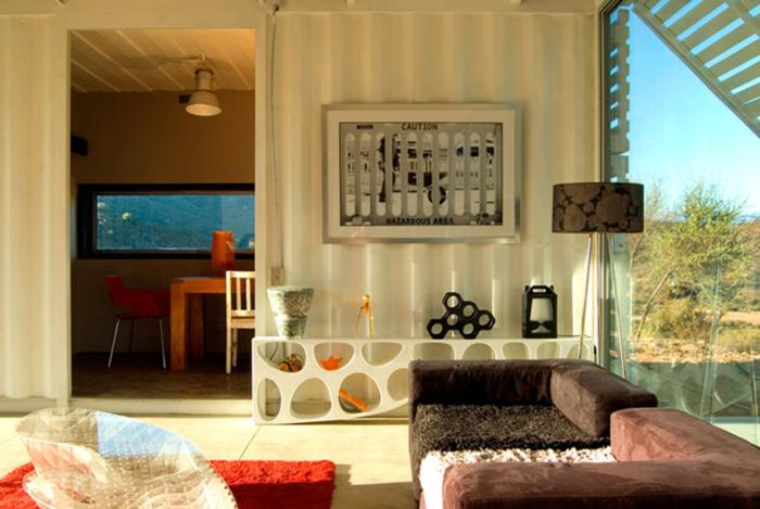 Τα 15 ομορφότερα σπίτια φτιαγμένα από κοντέινερ αξίας 2.000 ευρώ! - εικόνα 29