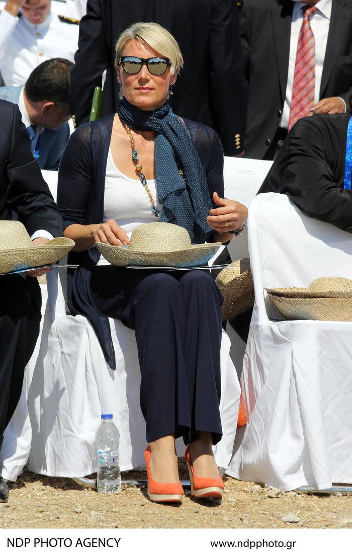Η Νατάσα Παζαϊτη