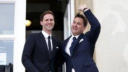 Παντρεύτηκε το σύντροφό του ο πρωθυπουργός του Λουξεμβούργου