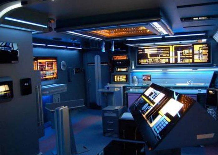 Πωλείται το διαμέρισμα του Star Trek όπως είναι επιπλωμένο