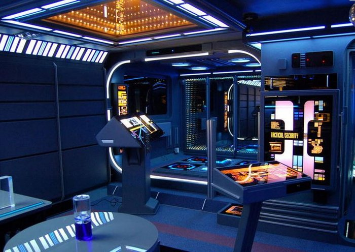 Πωλείται το διαμέρισμα του Star Trek όπως είναι επιπλωμένο - εικόνα 2