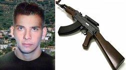 Συνελήφθη ο δολοφόνος του σεφ Νίκου Παπουτσιδάκη