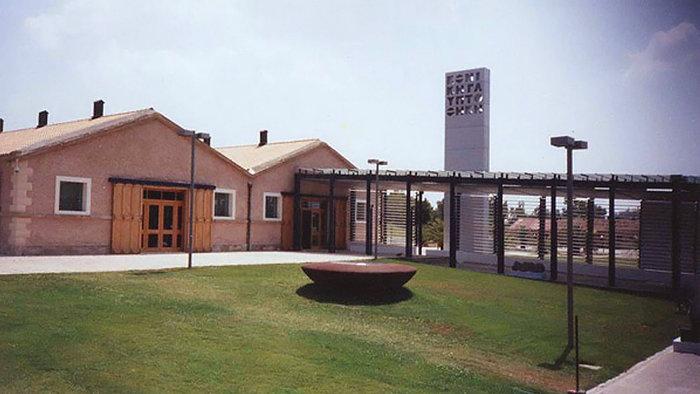 H Εθνική Γλυπτοθήκη στο Άλσος Στρατού