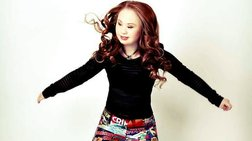 18χρονη με σύνδρομο Down είναι αποφασισμένη να αλλάξει τα πρότυπα ομορφιάς!