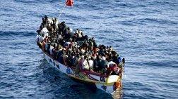 Ακυβέρνητο πλοιάριο με μετανάστες νοτιοδυτικά των Αντίπαξων
