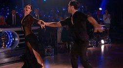 Κόρη κορυφαίων σταρ νικά στο Dancing with the stars