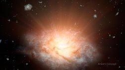 Ανακάλυψαν τον πιο φωτεινό γαλαξία του σύμπαντος!