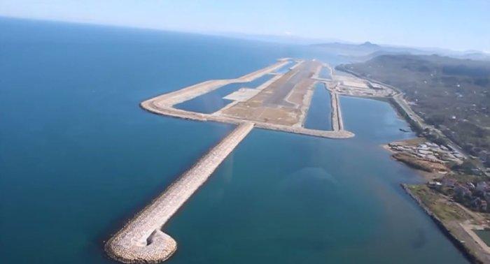Το πρώτο αεροδρόμιο κατασκευασμένο πάνω σε τεχνητό νησί στην Ευρώπη - εικόνα 2
