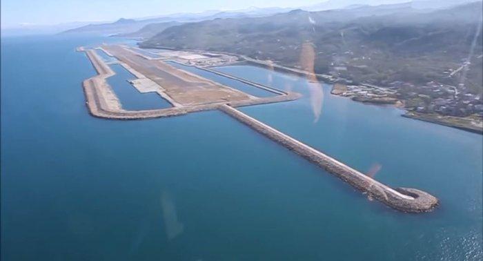 Το πρώτο αεροδρόμιο κατασκευασμένο πάνω σε τεχνητό νησί στην Ευρώπη - εικόνα 3