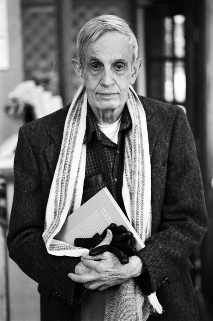 """""""John Forbes Nash, Jr. by Peter Badge"""" από τον Peter Badge / Typos1 - OTRS submission by way of Jimmy Wales. Υπό την άδεια CC BY-SA 3.0 μέσω Wikimedia Commons"""