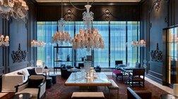 Στο Μανχάταν υπέροχο ξενοδοχείο με κρυστάλλους Baccarat